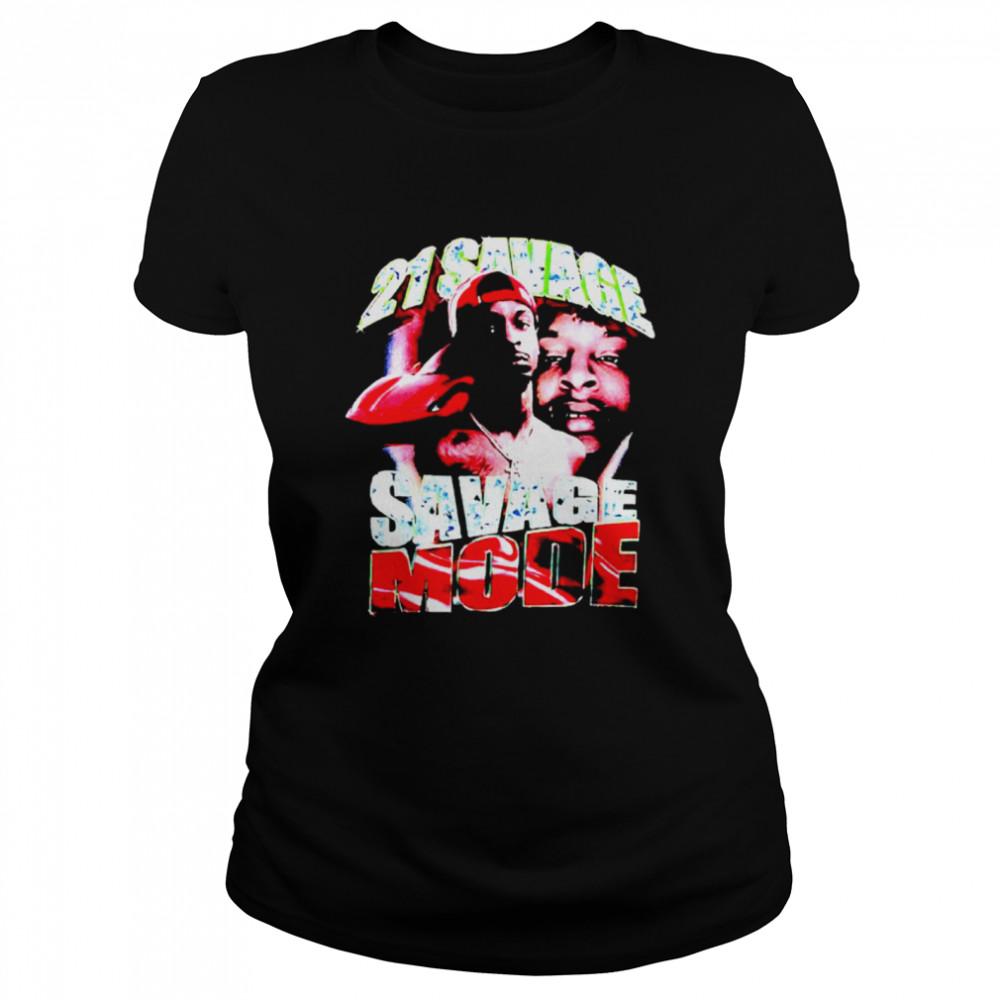 21 Savage Savage Mode shirt Classic Women's T-shirt