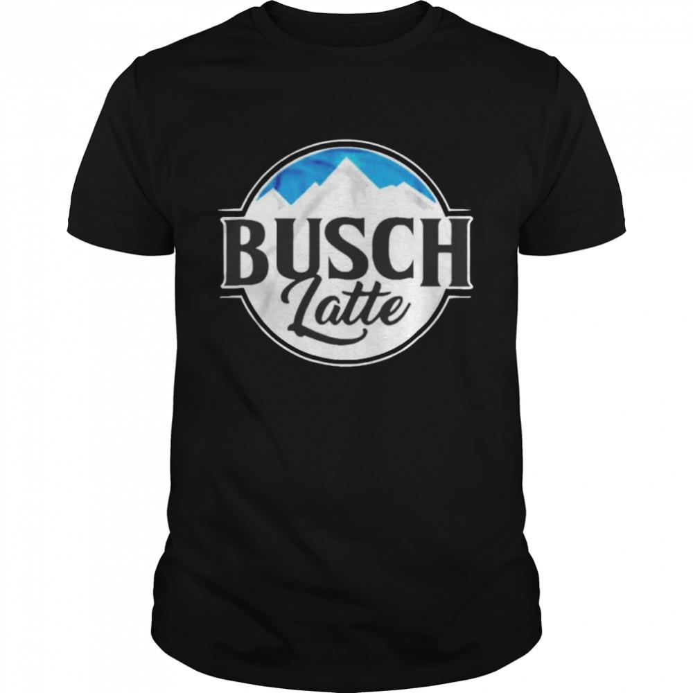 Busch Latte shirt