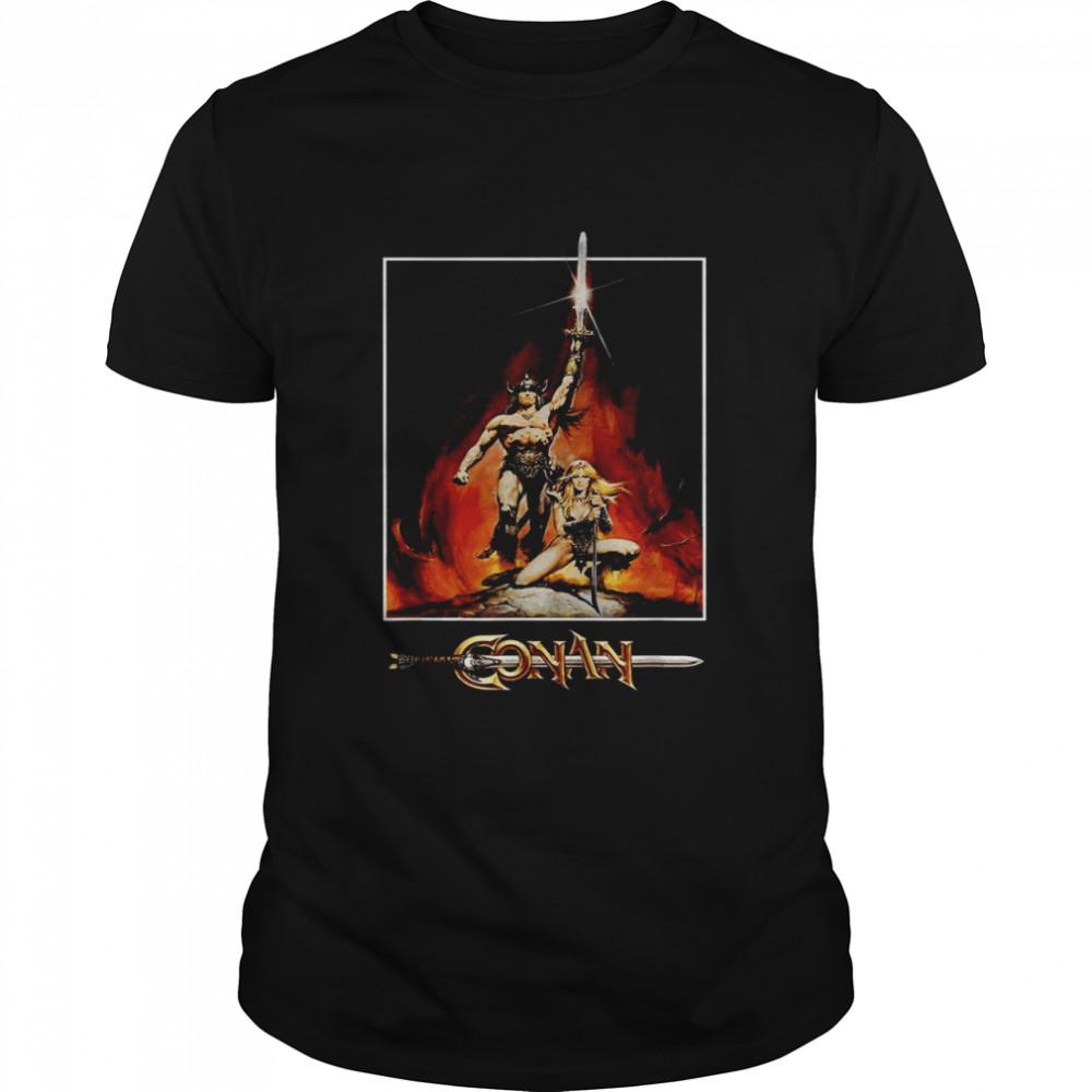 ConanTheBarbarian shirt