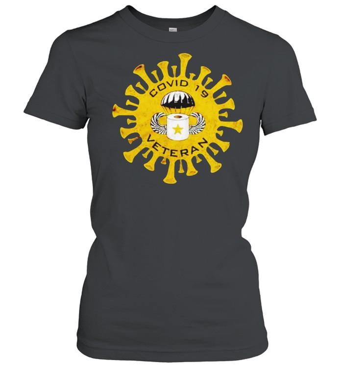 Covid 19 Veteran shirt Classic Women's T-shirt