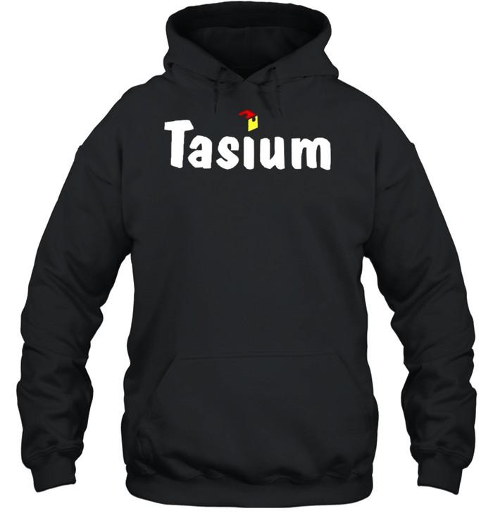 Fidget infused tasiumworldwide store fidget infused tasium shirt Unisex Hoodie
