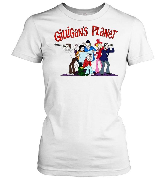 Gilligan's Planet shirt Classic Women's T-shirt