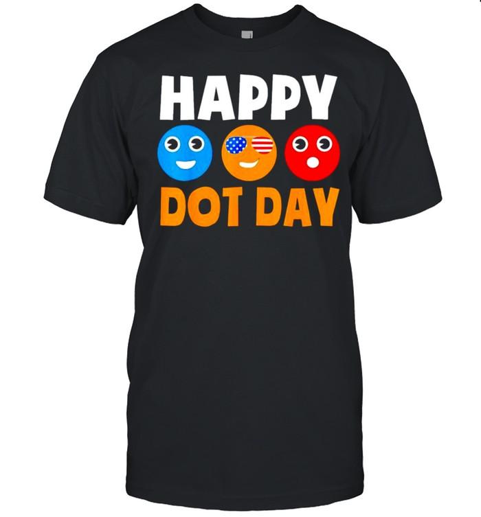 Happy International Dot Day shirt