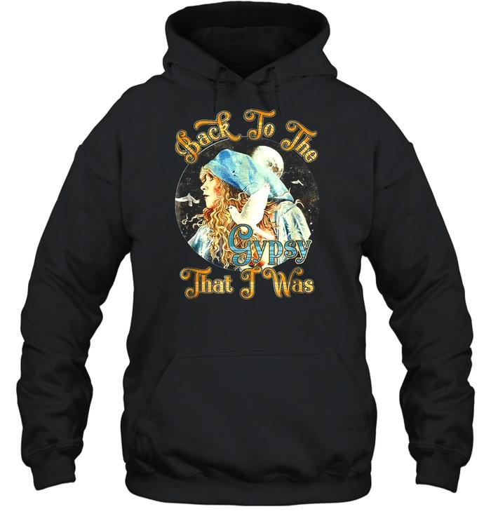 Stevie Tees Nicks Gift Christmas Rock On 70S Fan Vintage T-shirt Unisex Hoodie