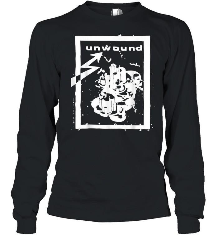 UNWOUND shirt Long Sleeved T-shirt