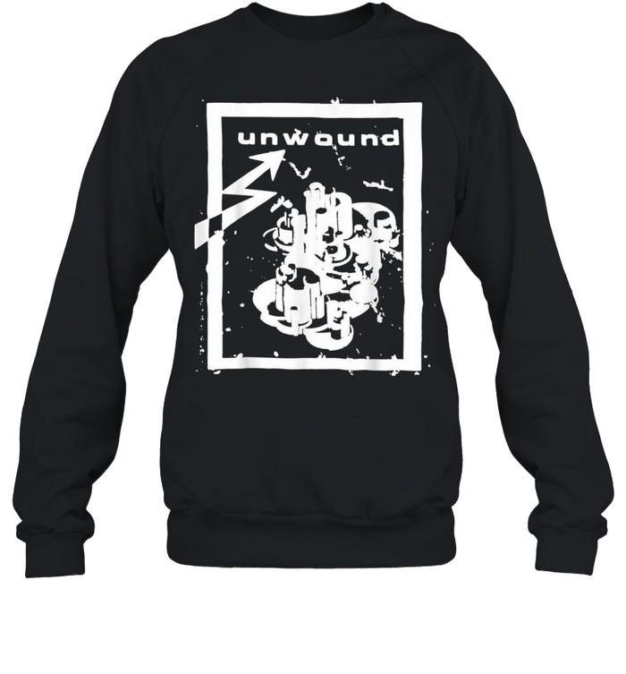 UNWOUND shirt Unisex Sweatshirt