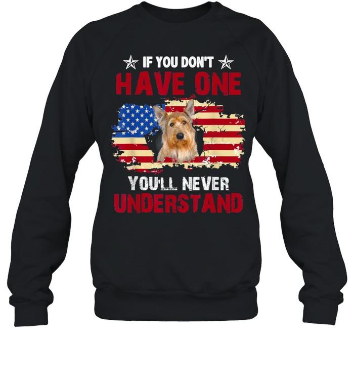 You'll Never Understand Berger Picard USA Dog shirt Unisex Sweatshirt