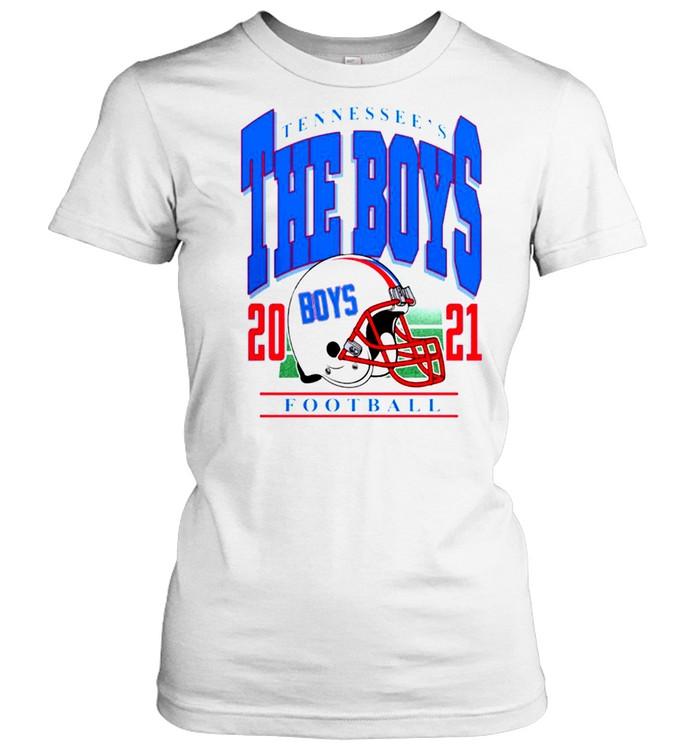Tennessee's The Boys Football 2021 t-shirt Classic Women's T-shirt