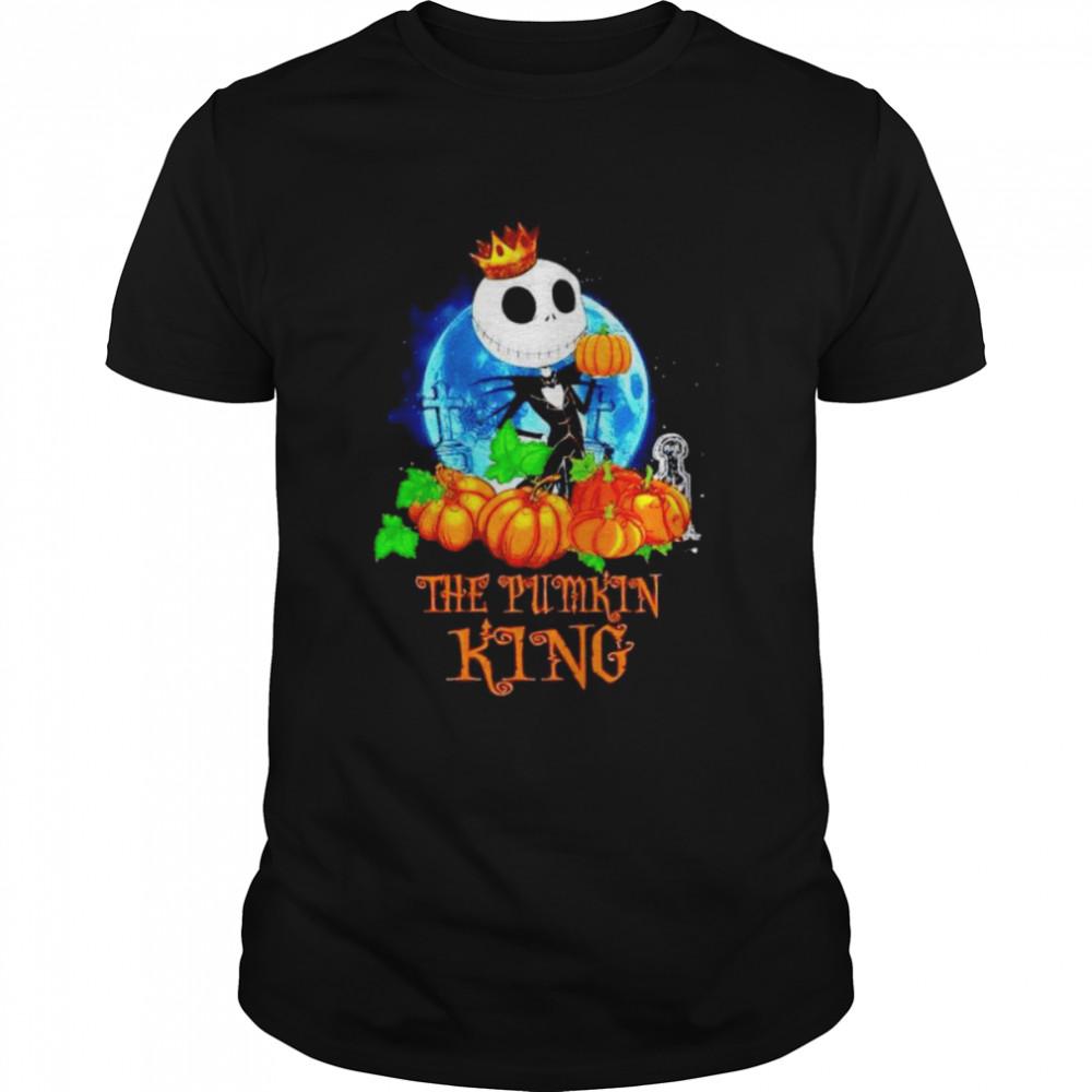 Jack Skellington the pumpkin King shirt
