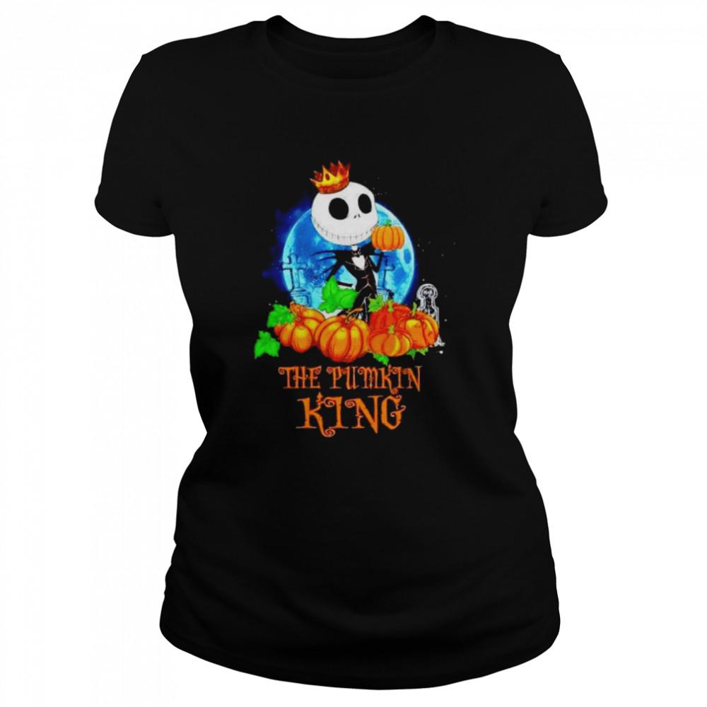 Jack Skellington the pumpkin King shirt Classic Women's T-shirt