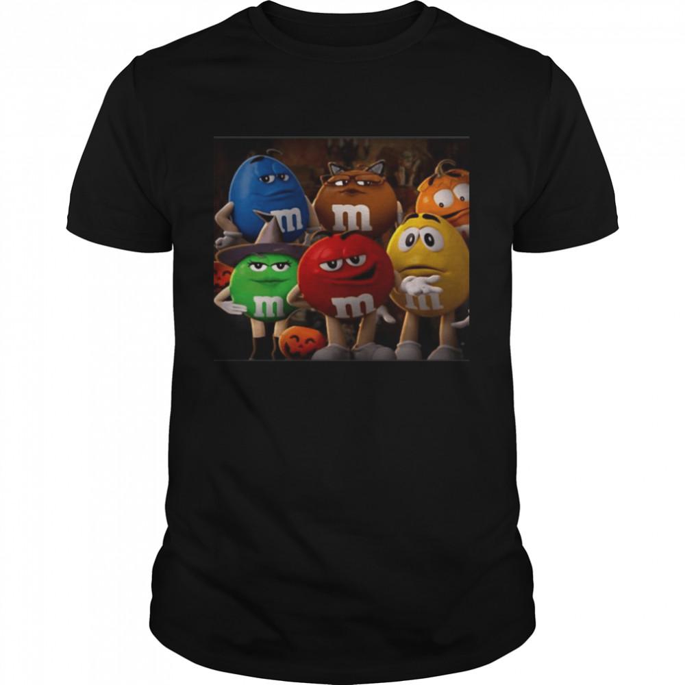 MM Crew Halloween Candy T-shirt
