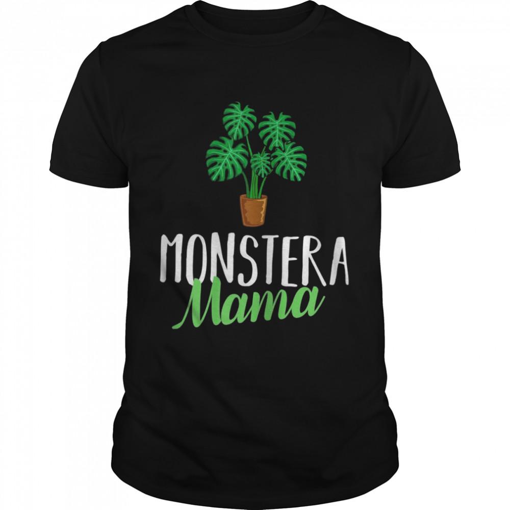Monstera Plant Deliciosa Adansonii Shirt